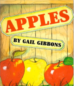 Apples by Gail Gibbons and other great books about apples!
