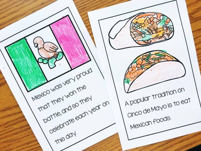 Cinco de Mayo Book for kids
