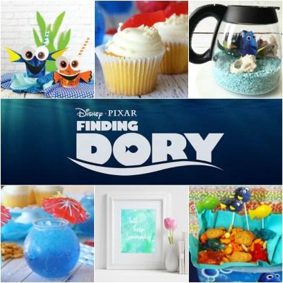 Finding Dory Activities