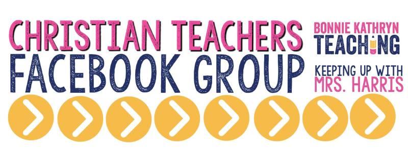 The Best Facebook Groups for Teachers - Christian Teachers Facebook Group