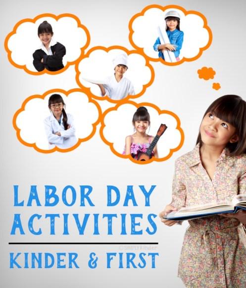 Labor Day Activities for Kindergarten