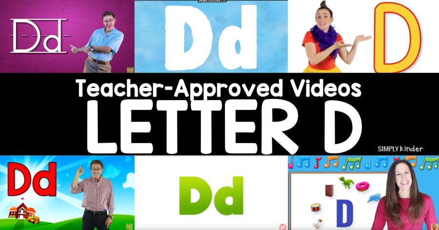 Teacher-Approved Videos Letter D