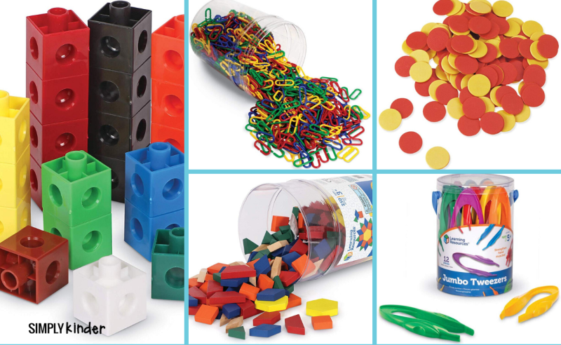 manipulatives in the classroom