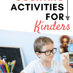 Counting Activities For Kindergar
