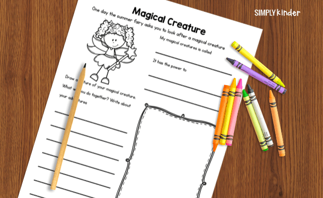 magical creature writing prompt