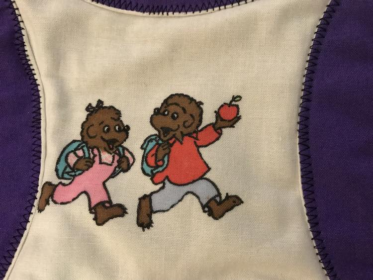 The kids in the Berenstein Bears.