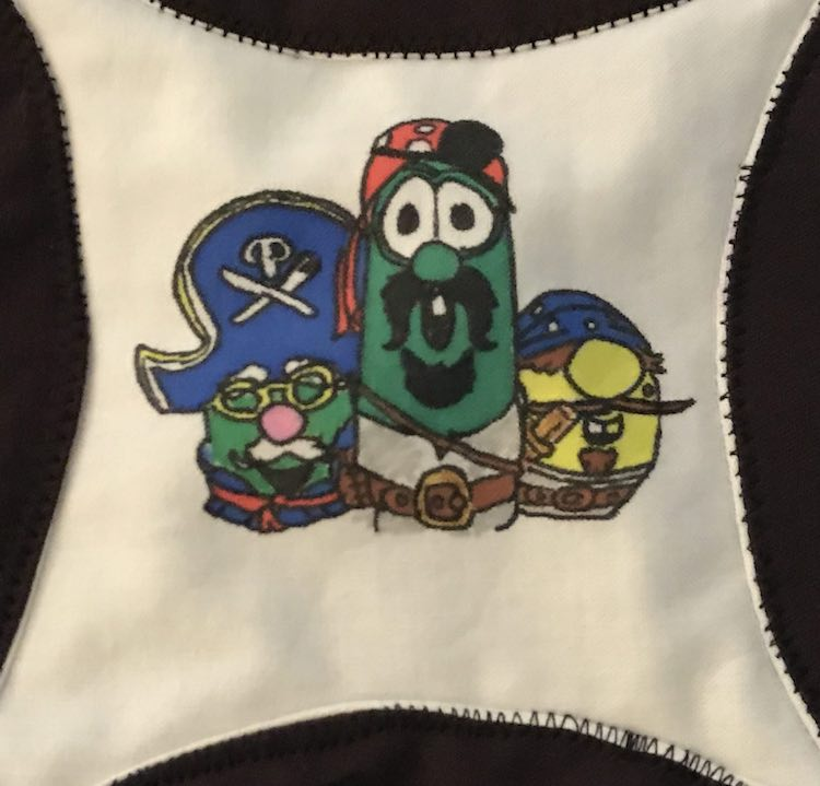 The Pirates Who Don't Do Anything from VeggieTales