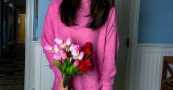 Cozy Valentine's Day Outfit Idea