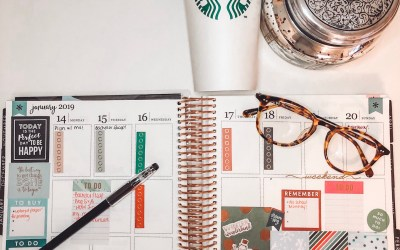 PLAN WITH ME – JANUARY 2019