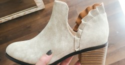 Affordable (and comfy!) Fall Footwear