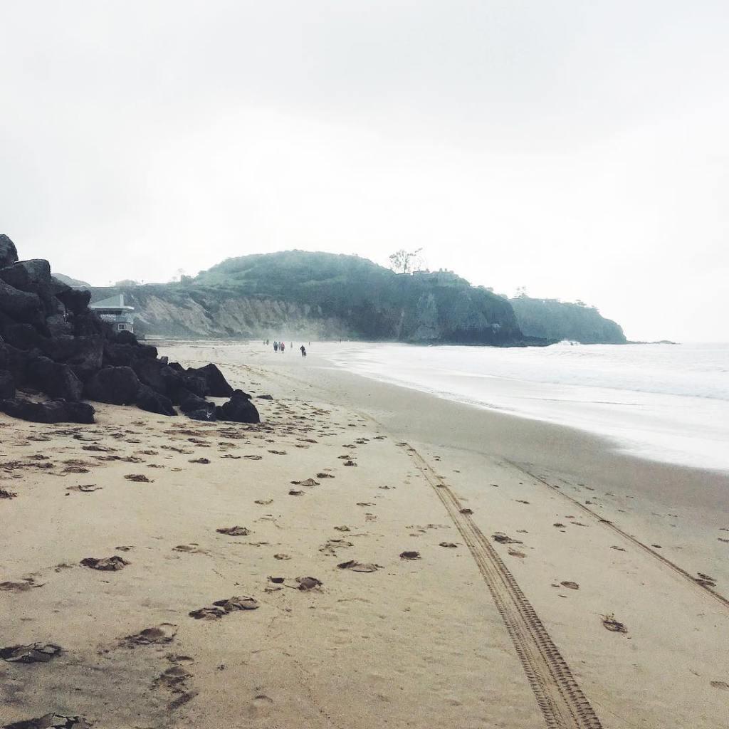 Gloomy beach days simplyleopard crystalcovenbspRead more