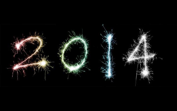 2014 is just around the corner!