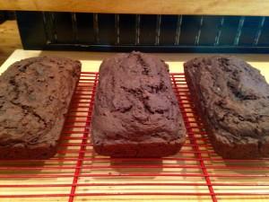 Double Chocolate Zucchini Bread 2