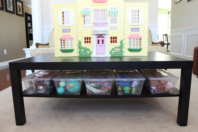 Organizing Kids Toys In Living Room Design Inspirations
