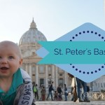 St Peter's with Baby