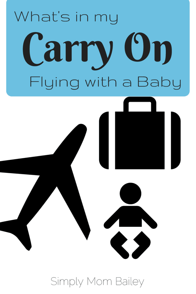 What's in my Carry On Bag?