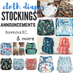 Weekly Cloth Diaper Round Up, May 7, 2916