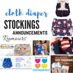 Cloth Diaper Release, June 18, 2016