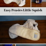 Newborn Diapers – Easy Peasies Little Squish {Review}