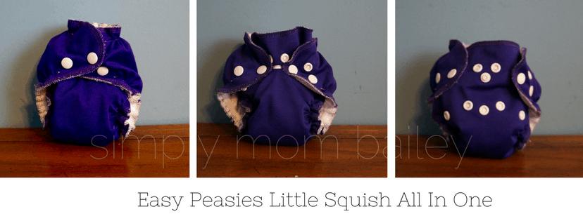 Easy Peasies Little Squish