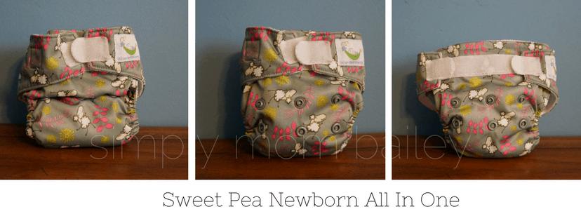 Sweet Pea Newborn AIO