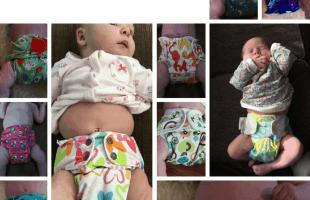 Newborns & Cloth Diapers: OS Diapers