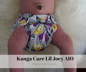 Kanga Care Lil Joey AIO