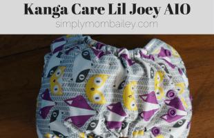 Newborn Diapers – Kanga Care Lil Joey AIO {Review}
