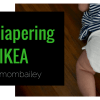 IKEA Cloth Diaper – Himmelsk Burp Cloth