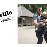 Barkerville Historic Site with 2 under 2