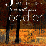 5 Toddler Friendly Fall Activities {+ What to do in Prince George, BC}