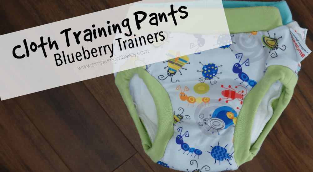 Blueberry Diapers | Blueberry Trainers | Training Pants | Reusable Trainers | Washable | Toddler Underwear | Blueberry Cloth Diapers | Cloth Training Pants | Potty Training | Potty Learning | Toddler | Made in USA