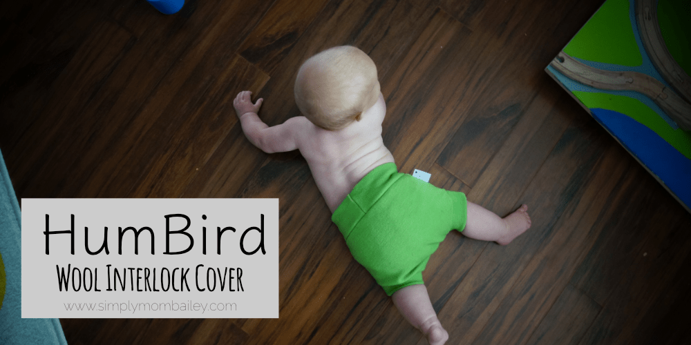 HumBird Wool Interlock Shorts for Babies - Cloth Diaper Cover - Wool Cover - Wool Clothing - WAHM