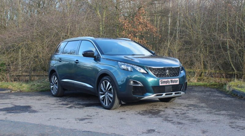 REVIEW – Peugeot 5008 SUV GT Line