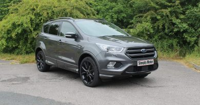 Ford Kuga ST Line X