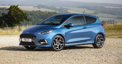 Ford Fiesta 3 awards