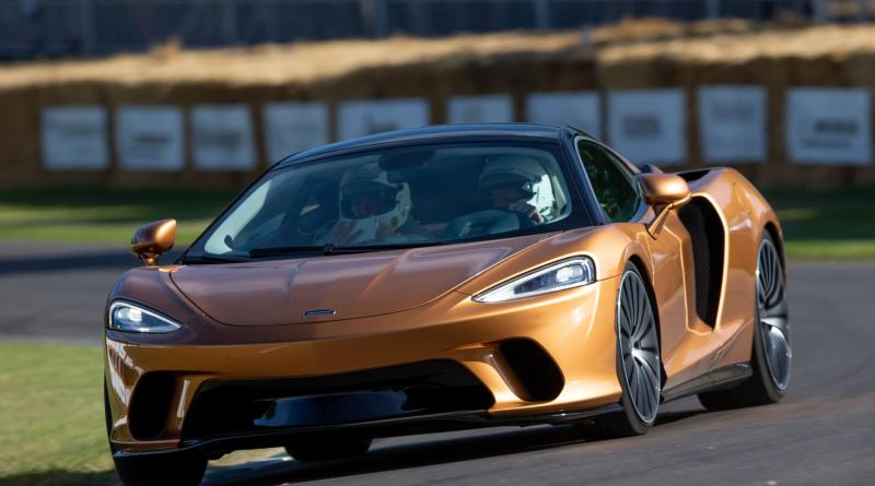 mclaren gt goodwood