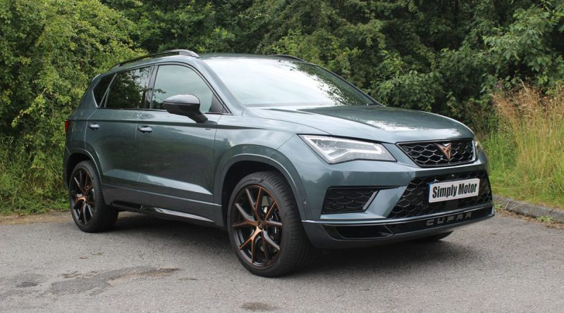 Cupra Ateca Design Pack