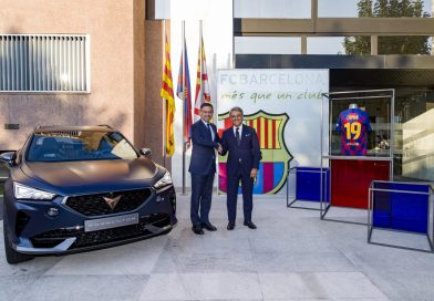Cupra and FC Barcelona
