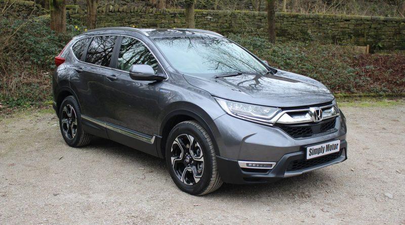 Honda CR-V Hybrid EX
