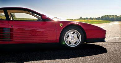 Ferrari classic cat investment