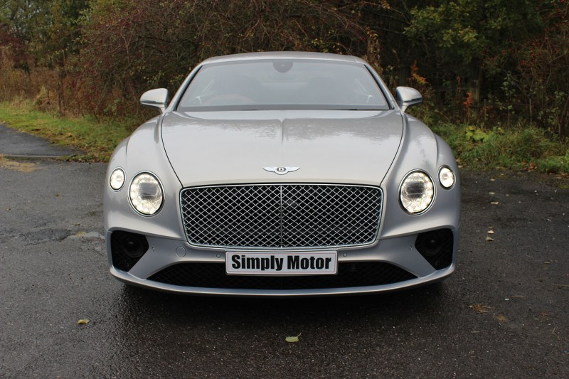 BENTLEY CONTINENTAL GT 001