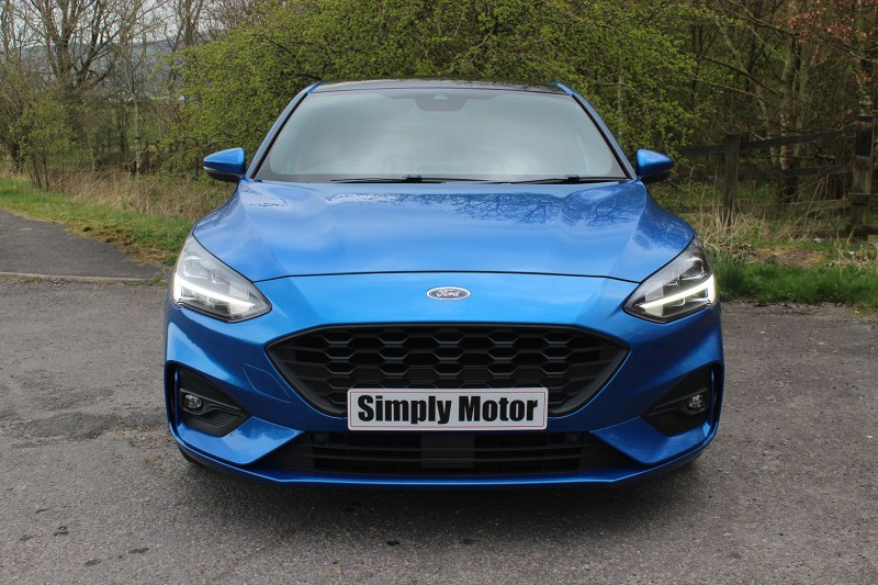 Review Ford Focus St Line X 2019 Simply Motor