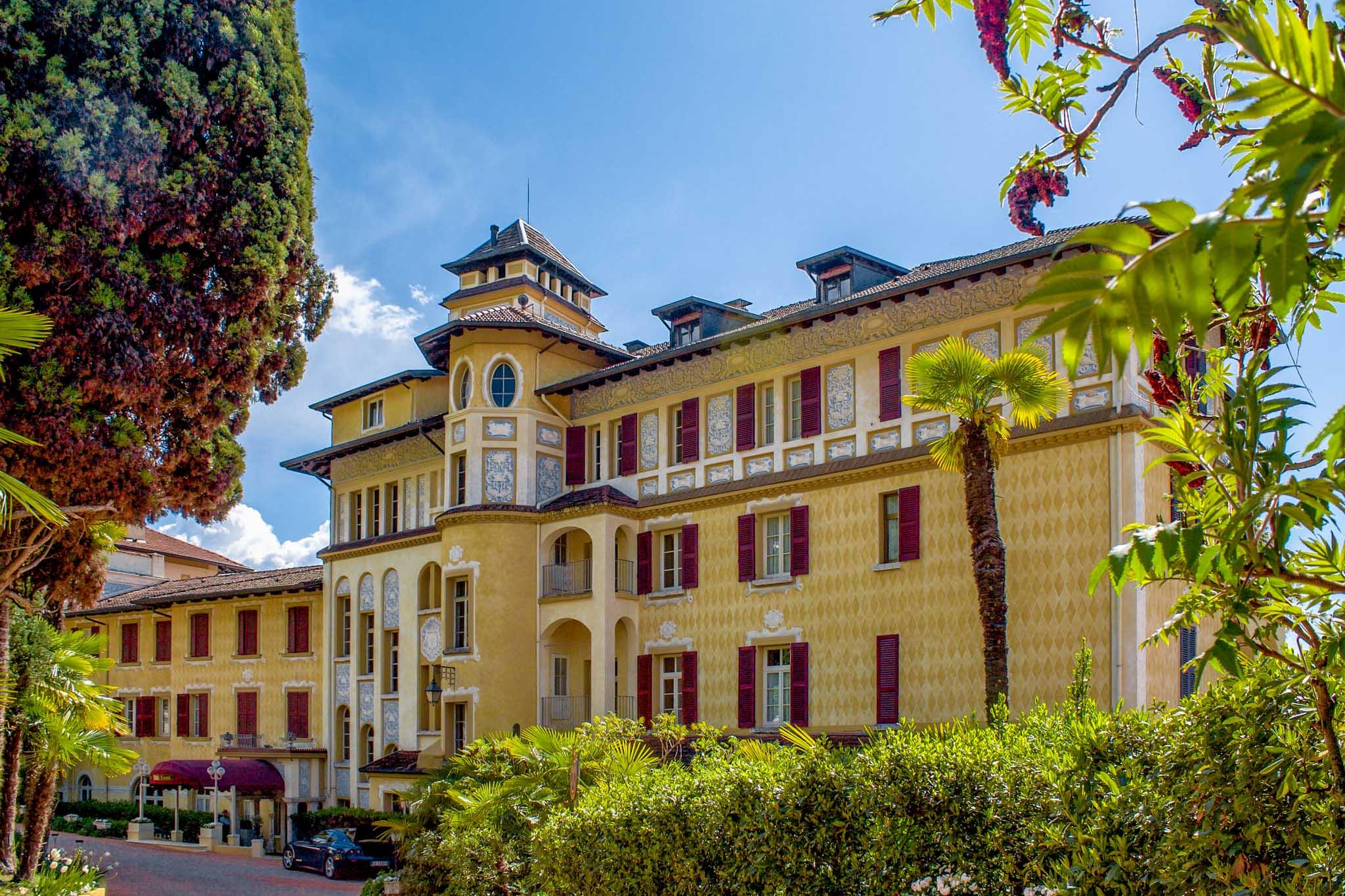 Grand Hotel Fasano L  Gardone Riviera  Simply MrT