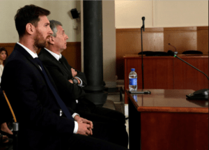 Spanish Court expels extortion body of evidence against Lionel Messi