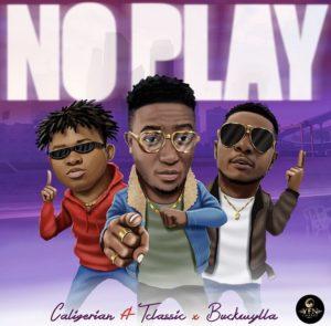 Caligerian ft. T Classic & Buckwylla - No Play