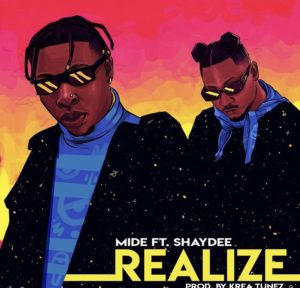 Mide Shaydee - Realize