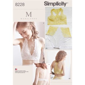 8228 simplicity accessories pattern 8228 a envelope