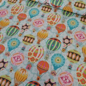ballon cotton fabric