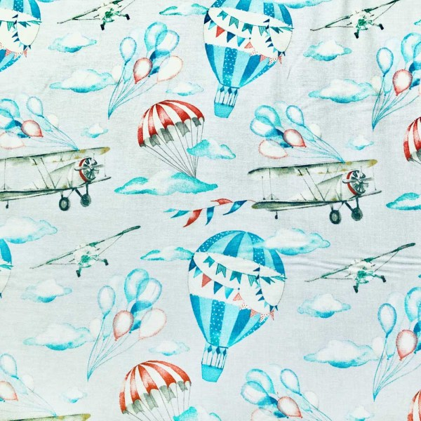 flying high cotton fabric